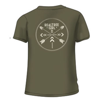 Realtree Girl Two Tribes Classic T-Shirt