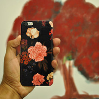 floral iphone 6 case Galaxy S4 mini Galaxy S5 mini case Samsung Note 3 Samsung Note 4 case Galaxy S6 Edge case LG G3 case LG G4 case