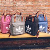 ADIDAS CANVAS BACKPACK