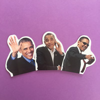 Obama Inspired Sticker Set
