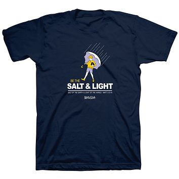 Kerusso Be the Salt & Light Christian Unisex Bright T Shirt