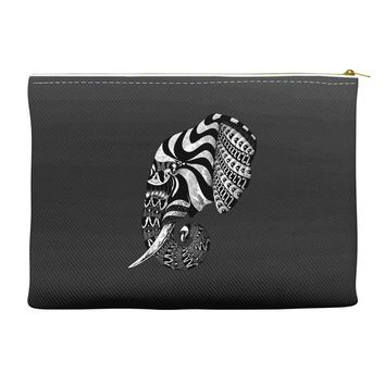 elephant ornate Accessory Pouches