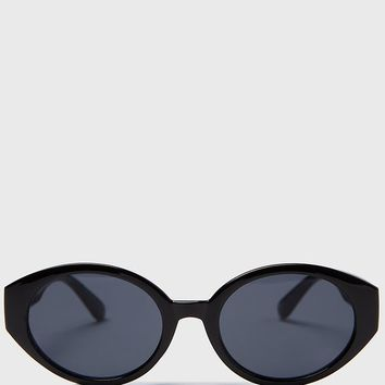 Charlotte Oval Sunglasses