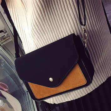 Fashion Shell Women Messenger Bags Cross body Bag Leather Small