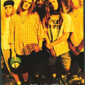 Ugly Kid Joe 1992 Band Poster 21x32