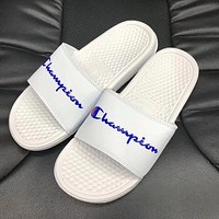 Champion Sports casual slippers