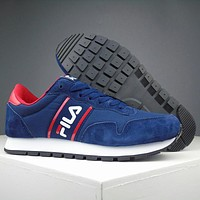 Boys & Men Fila Fashion Casual Sneakers Sport Shoes