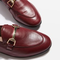 KENDALL Leather Loafers - Flats - Shoes