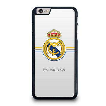 REAL MADRID CF iPhone 6 / 6S Plus Case Cover