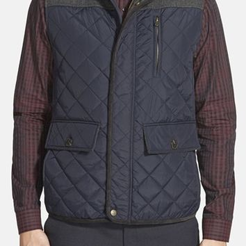 Men's Vince Camuto Quilted Vest,