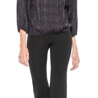 Merino Wool Knitted Trousers | Max Studio Official by Leon Max | MaxStudio.com