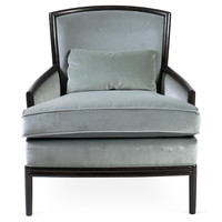 One Kings Lane - Beauty Through & Through - Nonchalant Lounge Chair