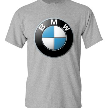 BMW Sports Grey T-Shirt