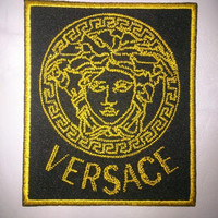 Versace Inspired Patch