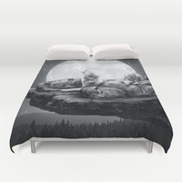 Echoes of a Lullaby Duvet Cover by Soaring Anchor Designs | Society6