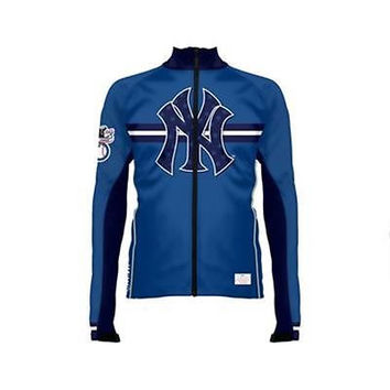 Primal Wear New York Yankees Baseball Mens Long Sleeve Lifestyle Jacket YAN1L30M