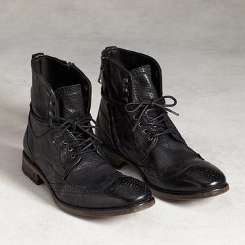 Fleetwood Vintage Wingtip Boot