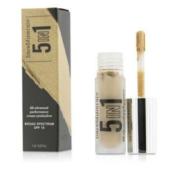 BareMinerals 5 In 1 BB Advanced Performance Cream Eyeshadow Primer SPF 15 - Soft Linen - 3ml-0.1oz