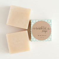 OH MY COCONUT - Coconut Soap - Natural, Handmade, Cold Processed, Vegan