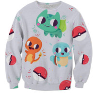 Starter Poke Sweater