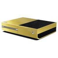 Xbox One Console Brushed metal Skin - GOLD