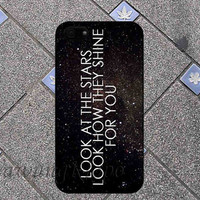 Coldplay the scientist quotes For iPhone 4 4S iPhone 5 5S 5C and Samsung Galaxy S3 S4 Case