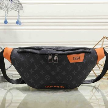 *Louis Vuitton* Fashion Waist Bag Single-Shoulder Bag Crossbody