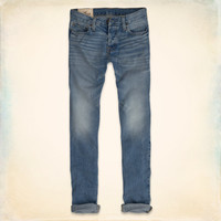 Hollister Classic Taper Jeans