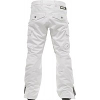 Burton Lucky Snowboard Pants Bright White - Womens 2012