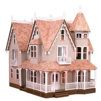 Greenleaf Garfield Dollhouse Kit - 1 Inch Scale | www.hayneedle.com