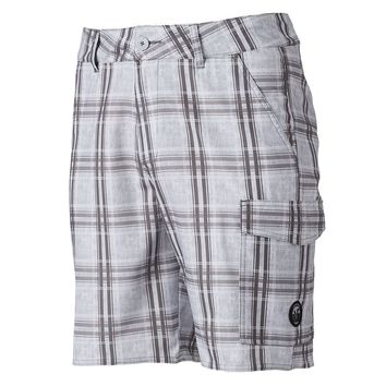 Vans Plaid Vanphibian Shorts - Men, Size: