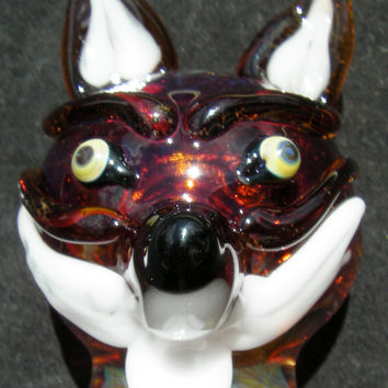 Glass pipe    Foxy Boxy