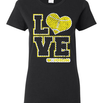 Love Steelers Football Heart custom t shirt Free Shipping