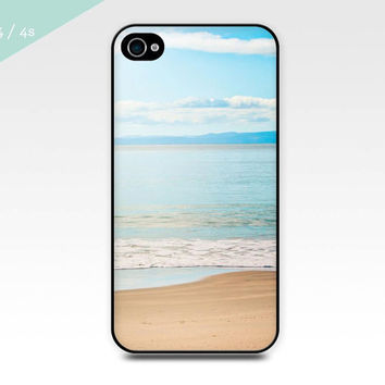 iphone 4 4s case beach scene photography nautical iphone 5 case beach fine art photo coastal ocean summer cover cell phone iphone 5 case