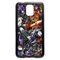 Transformers Autobots and Decepticons Galaxy S5 Case