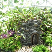 Country Stone Planter - My Fairy Gardens