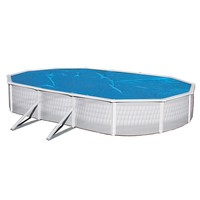 Blue Wave Oval Above Ground Pool 8-mil Solar Blanket