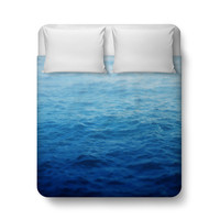 Caribbean Waters - Duvet Cover