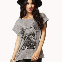 French Bulldog Slub Tee
