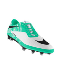 Nike HYPERVENOM Phatal FG iD Custom Men's Firm-Ground Soccer Cleats - Green