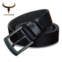Men's Vintage Leather Belt