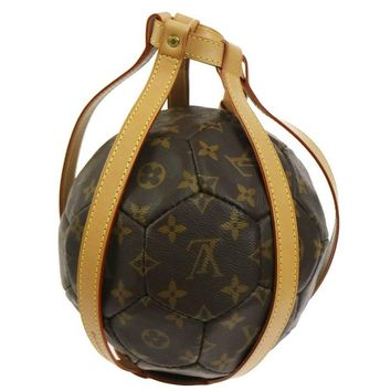 Louis Vuitton Monogram Soccer Ball Leather Carrying Holster