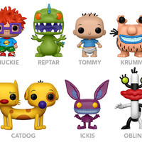 POP Nickelodeon 90s Vinyl Figures