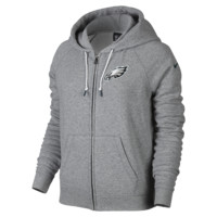 Nike Stadium Rally Full-Zip (NFL Eagles) Women's Hoodie