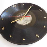 FOO FIGHTERS Record Clock (Greatest Hits)