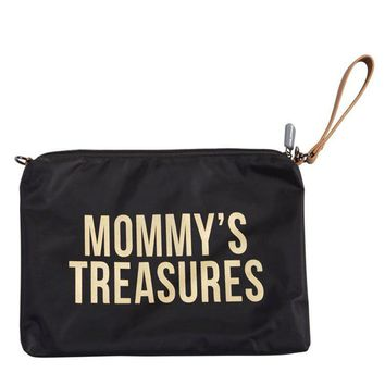 Mommy Clutch Black