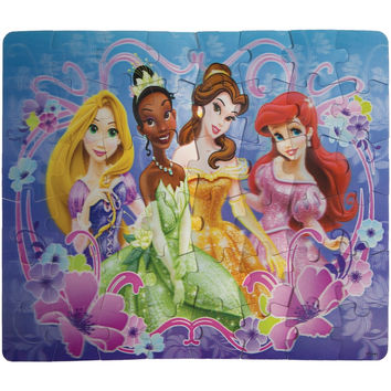 Disney Princess - Portrait 48-Piece Lenticular Puzzle