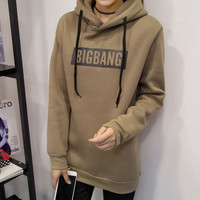 Korean Hoodies Thicken Women's Fashion Pullover Hats [9321804039]