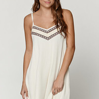 LA Hearts Embroidered Trim Dress at PacSun.com
