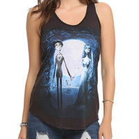 Corpse Bride Girls Tank Top